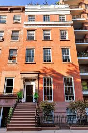 100 Homes For Sale In Greenwich Village Meryl Streeps Mer Townhouse Is On The Market For 285