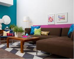 Brown And Teal Living Room by Brown And Teal Houzz