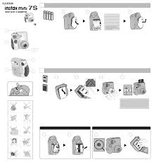 fuji chair manual fujifilm digital instax mini 7s user guide manualsonline