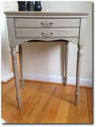 Greige Brown Gray Painted Furniture