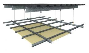 Online Suspended Ceiling Calculator by Duo Exposed Grid Ceiling System