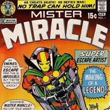 44 Items Top Jack Kirby Comic Runs
