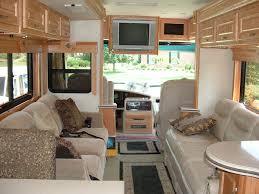 RV Interior All Inclusive Rental
