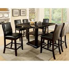 High Dining Room Tables And Chairs by Cherry Finish Dining Room Sets For Less Overstock Com