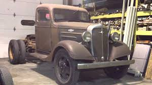 1936 Chevrolet 1 1/2 Ton Semi Truck - YouTube Used Semi Trucks Trailers For Sale Tractor Old And Tractors In California Wine Country Travel Mack Truck Cabs Best Resource Classic Intertional For On Classiccarscom Truck Show Historical Old Vintage Trucks Youtube Stock Photos Custom Bruckners Bruckner Sales Dodge Dw Classics Autotrader Heartland Vintage Pickups