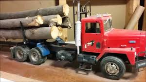 100 Truck Model Paystar Logging 125 Scale YouTube