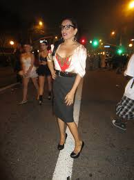 West Hollywood Halloween Parade Address by Hundreds Of Thousands Of Halloween Revelers Attend The West