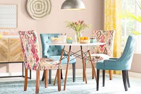 The Best Cheap And Stylish Dining Room Chairs   Home & Design Miami Direct Fniture Different Colored Chairs Wooden Casual Ding Pattern Coavas Set Of 4 Kitchen Assemble All In 5 Minutes Fabric Cushion Side With Sturdy Metal Legs For Home Living Room Arne Chair Knock Off No Sew Blesser House Buy Colibroxset 2 Upholstered Cheap Ding Chairs 93 Products Graysonline How To Mix And Match Like A Boss 28 Pairs Kukio By Bbara Barry 3340 Baker Curtis 2pack Curlew Secohand Marquees Trade Sales Wrought Four Navy Spaces Padded Leather Round Armchairs