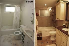 Bathroom Remodel Before And After Entrancing Bath Amp Bathtub Nrc Decorating