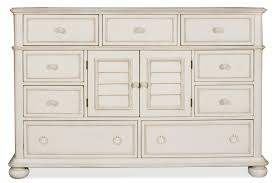 Raymour And Flanigan Furniture Dressers by Riverside Furniture Placid Cove Shutter Doored Media Dresser With