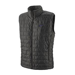 Patagonia Mens Nano Puff Vest 84242 - Forge Grey, Large