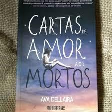 Carta De Amor Aos Mortos Livro Usado 30371214 Enjoei