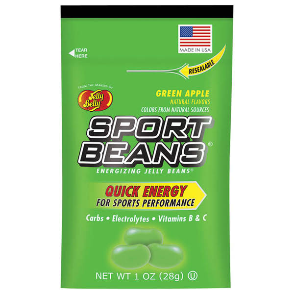 Jelly Belly Sports Beans - Juicy Pear