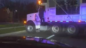100 Dump Truck Drivers Greenfield Officer Good Samaritan Help Driver Passed Out In Moving