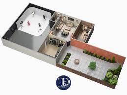 100 Modern Home Floorplans 3d Floor Plans Design Tsymbals Design