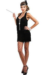 Adult Lindy And Lace Flapper Costume