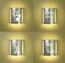 theater style wall sconces wall sconces