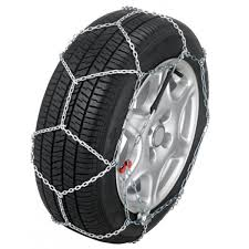 Zip9 Snow Chains - Snow Chains | Hyper Drive