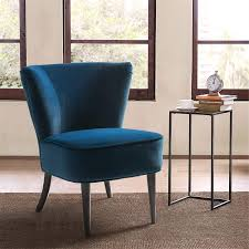 Navy Blue Velvet Accent Chair/Modern Comfy Side Chair With Black Wood Legs  For Living Room Bedroom Good For Small Space- Sapphire Blue 53 Best Living Room Ideas Stylish Decorating 40 Cozy Rooms Fniture And Decor Just What I Need For My Book Corner A Nice Elegant Chair 30 Small Design How To Bedroom Awesome Chairs For Spaces Comfy Chair The Best Sofas Small Living Rooms Real Homes 25 Your Studio Flat Luxpad 8 That Will Maximize Space Designs Modern Loveseat