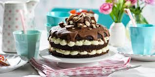 kinderschokoladen torte rezept backen de