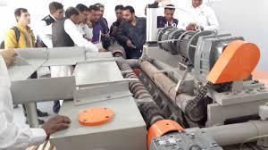 wood peeling machine at delhi wood expo 2017 part 1 youtube