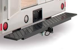100 Spartan Truck Body Ford CargoCutawayOptionReceiver Hitch Tube Supreme
