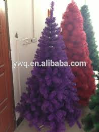 6ft Purple Christmas Tree Pine Needle Artificial