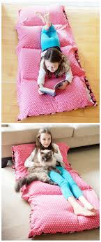 How to Make a Cozy Pillow Bed Dabbles & Babbles