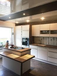 küche mit spanndecke plameco plameco rheinahreifel