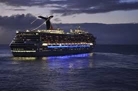 Cruise Ship Sinking 2015 by Carnival Glory Passenger Reported To Have Gone Overboard What