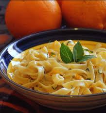 cuisiner le basilic tagliatelles au basilic et à l orange les meilleures recettes de
