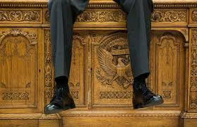 Resolute Desk Replica Plans by Political Style January 2016