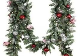 Home Accents Holiday 12 Ft Battery Operated Frosted Mercury Concept Of Christmas Tree With Led Lights