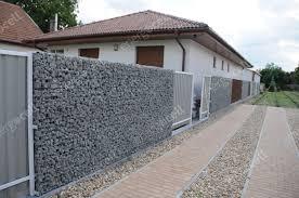 100 Gabion House Wall In Albertirsa