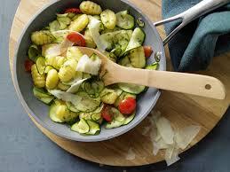 gnocchi zucchini pfanne