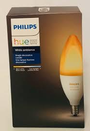 huis philips hue 468900 6 5w candle bulb luxclusif