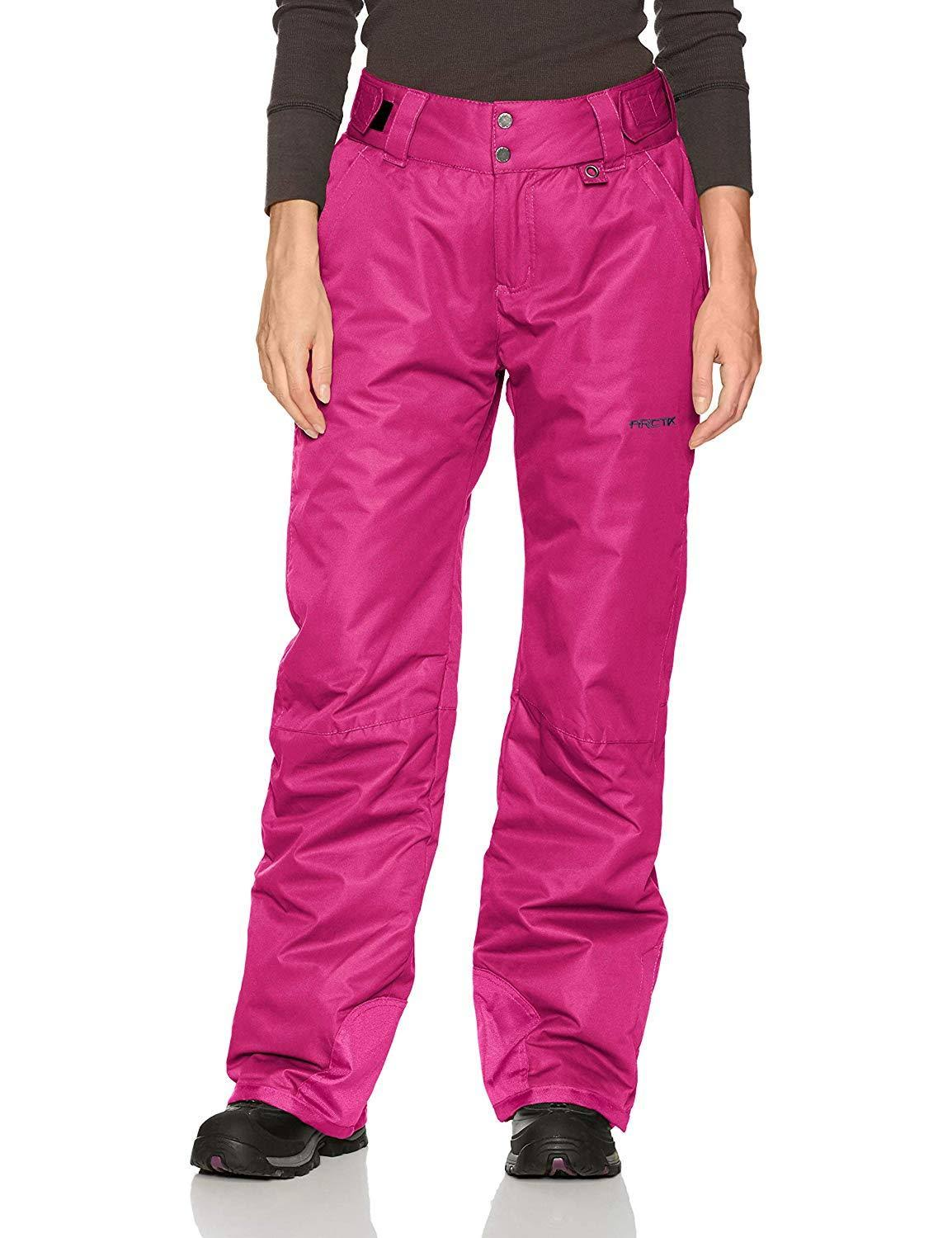 Arctix Women's Insulated Snow Pant Orchid Fuchsia / Small Regular