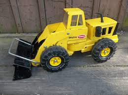 100 Vintage Tonka Truck 19761977 Mighty Front End Loader Profit