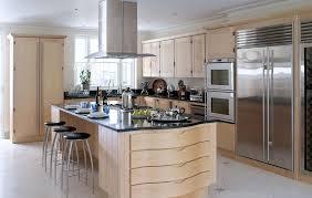 ilot central cuisine pas cher photos de conception de maison