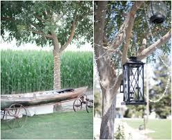 Lake Wedding Decorations Bride And Bridesmaid Lakeside Rustic