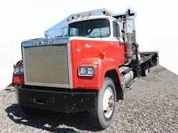 100 Valley Truck And Trailer 1979 Mack Flatbed Rig Up For Sale 5469 Hours Spokane WA JGO1716 MyLittleSalesmancom