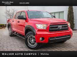 Pre-Owned 2011 Toyota Tundra 4WD Truck TRD Rock Warrior, Bilstein Shocks,  TRD Wheels 4WD