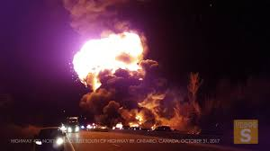 Truck Explosion - YouTube Police Id Father Son Burned In Food Truck Explosion Update Douglas Gas Ruled Accidental See It Garbage Explodes Giant Fireball Along New Jersey At Least 2 People Dead 70 Hurt After Truck Explosion On An Italian Two Men In Critical Cdition After Being Severely Burned Tanker Russian Gas Hd Youtube Witness Dcribes Tanker Trucks 90degree Turn Fiery Crash Macgyver Mail Highspeed Mythbusters Owners Caught Food Die From Injuries Eater Italy Kills Two Injures Dozens 3 Dead 67 Injured After Highway