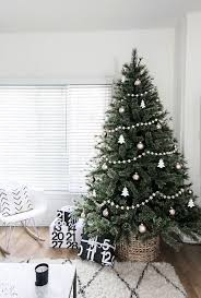 Michaels Christmas Trees Pre Lit by Minimal Scandinavian Christmas Tree Homey Oh My