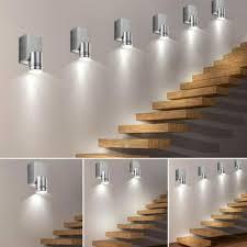 wandleuchten 1x 2x 4x 6x led wand beleuchtung wohn zimmer
