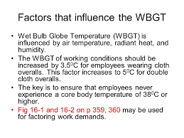 hazards of temperature extremes ppt