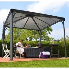 Gazebo Canopy Replacement Covers 10x10 Pergola Gazebo Ideas