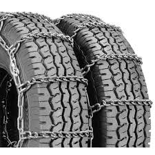 Light Truck Dual/Triple Tire Chains With Camlock - Walmart.com