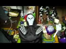 Spirit Halloween Animatronics 2014 by My Spirit Halloween Props Youtube