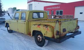 100 Crew Cab Trucks For Sale Working Classic 1967 Dodge D200